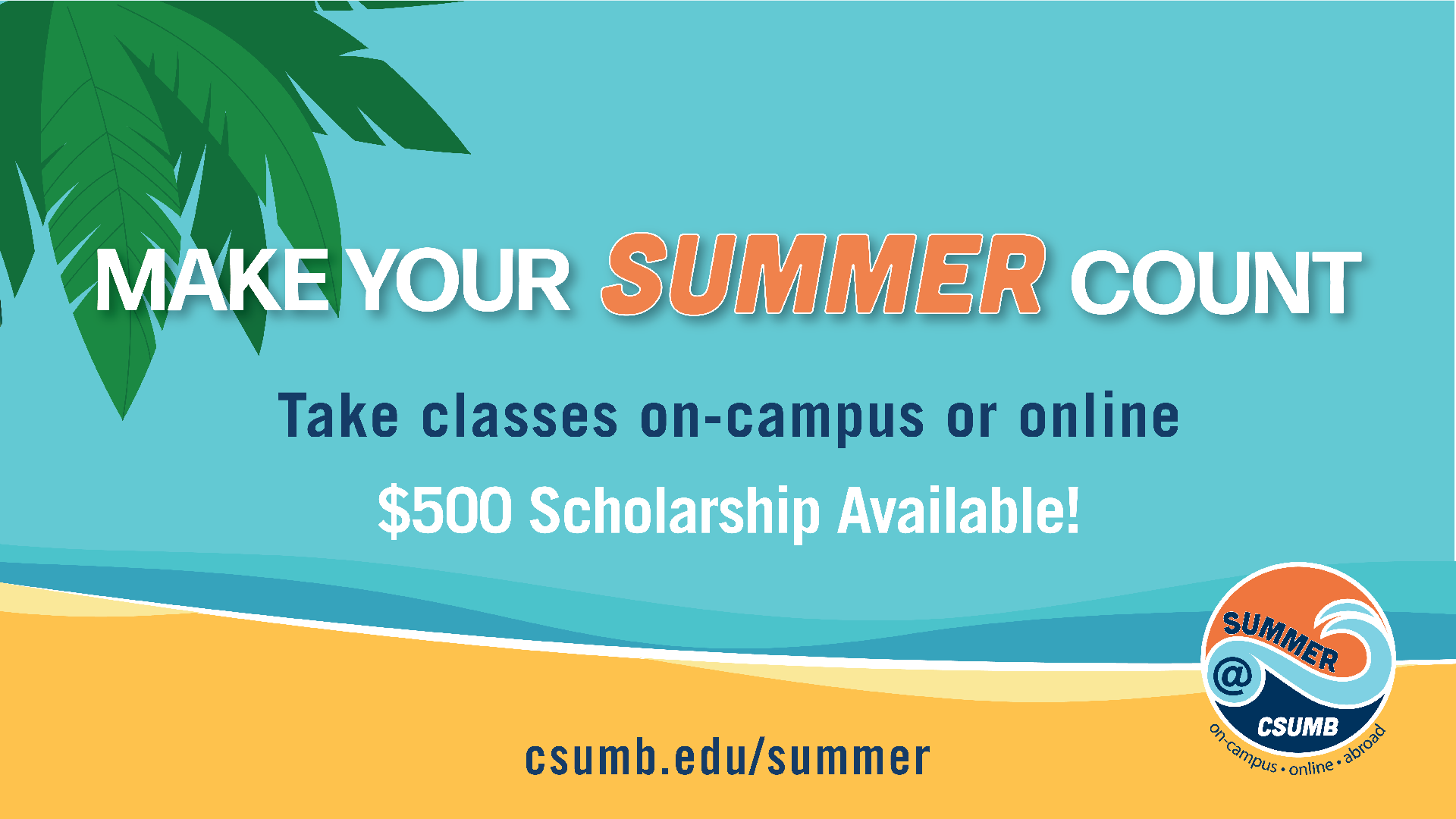 Jul31_College of Extended Education_Summer@CSUMB